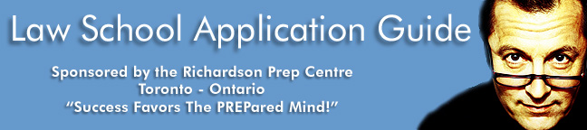 Welcome to Prelaw.com - Sponsored by the Richardson Prep Centre - Toronto, Ontario Canad - Success Favors The PREPared Mind